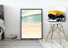 Load image into Gallery viewer, Beach Waves Wall Art Poster