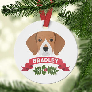 Beagle Dog Ornament - Ornament