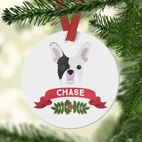 French Bulldog Ornament - Ornament