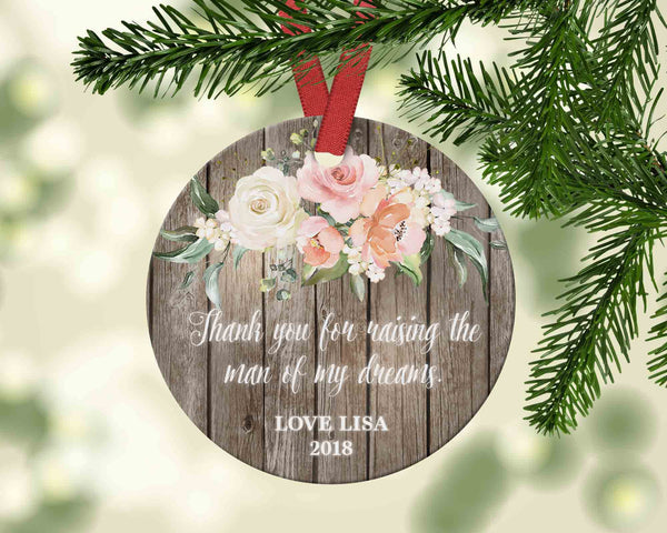 Mother of the Groom Christmas Ornament - Ornament