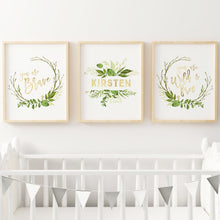 Load image into Gallery viewer, greenery wall art