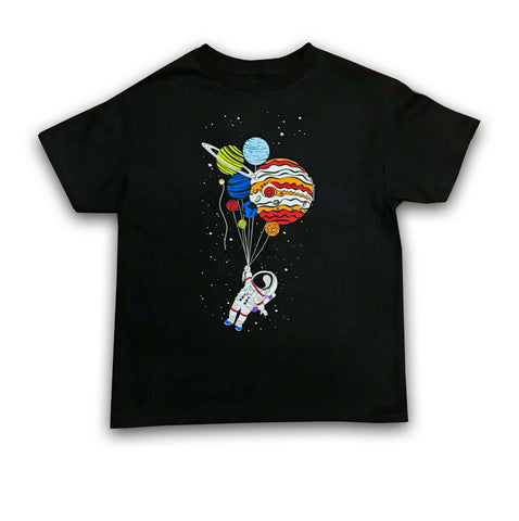 Astronaut/Balloon Youth Shirt