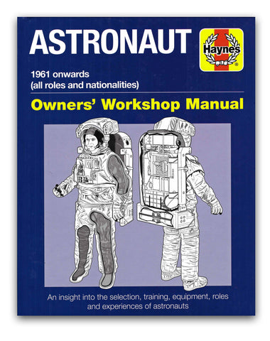 Astronaut 1961 Onwards Owners Workshop Manual Book