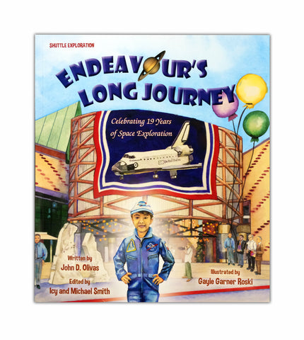 Endeavour's Long Journey Book