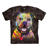 Beware of Pit Bulls Dog Shirt