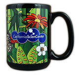 Butterfly on Bamboo Mug
