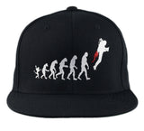 Snap-back Evolution Hat