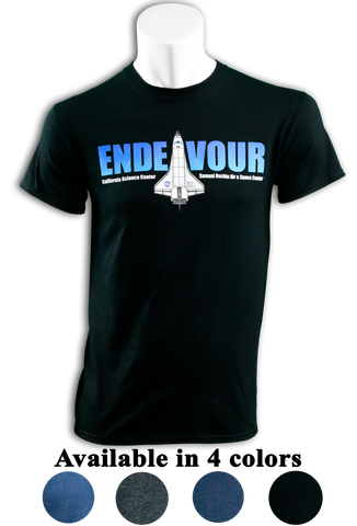 "Endeavour ""Letter"" T-Shirt *EXCLUSIVE*"