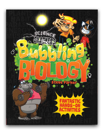 """Bubbling Biology"" Book"
