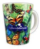 Butterfly Mini Latte Mug