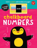 Chalkboard Numbers Book