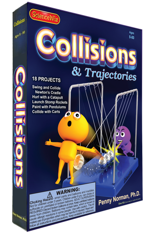 Collisions & Trajectories Project