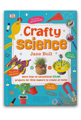 Crafty Science Book