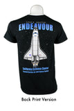 Endeavour DG1 Back Print Design Shirt
