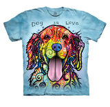 Dog Is Love Dog Shirt