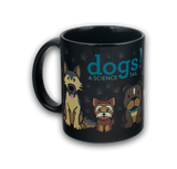 """Dogs A Science Tail"" Mug *EXCLUSIVE*"