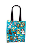 Dogs A Science Tail Tote
