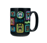 Dogs Frame Mug *EXCLUSIVE*