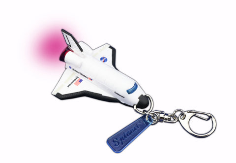 Endeavour Keyring W/Light