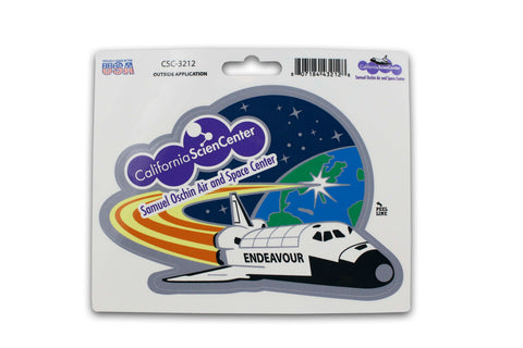 Endeavour-C Sticker