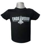 "Endeavour Letter ""Tone on Tone"" Youth Shirt"