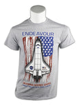 Endeavour Flag Front Print Design Shirt