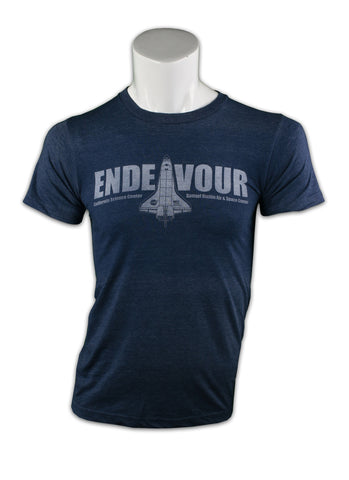 "Endeavour Letter ""Tone on Tone"" Shirt"