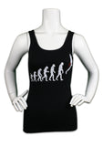 Evolution Glitter Tank Top