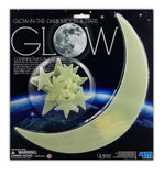 Glow-in-the-Dark Moon & Stars