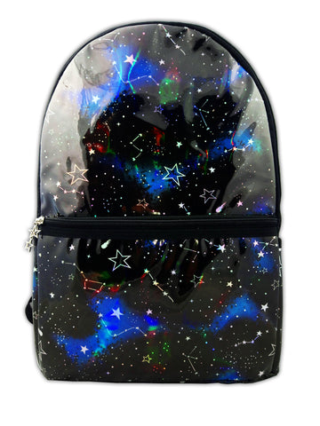 Constellation Holographic Backpack