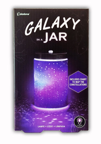 Galaxy in A Jar