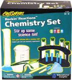 Rockin Reaction Chemistry Set