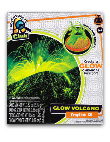 Glow Volcano Eruption Kit