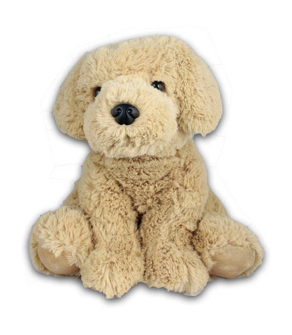 "15"" Golden Lab Plush"