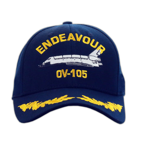 "Endeavour ""OV-105"" W/Oakleaf Hat *EXCLUSIVE*"