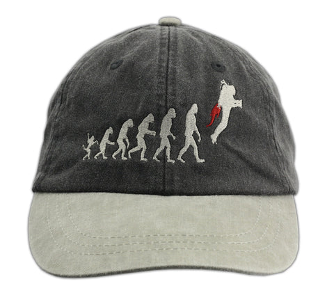 Evolution Distressed Hat