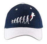 Evolution Hat (W/Adjustable Hook & Loop Back)