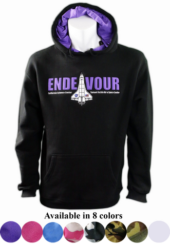 "Endeavour ""Letter"" Adult Hoodie (Embroidered)  *EXCLUSIVE*"