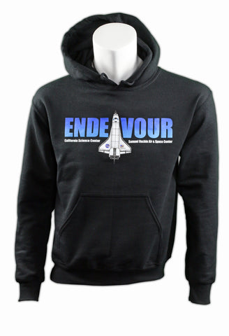 "Endeavour ""Letter"" Hoodie (Screen-Printed) *EXCLUSIVE*"