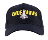 "Endeavour ""Letter"" Hat (Black) *EXCLUSIVE*"