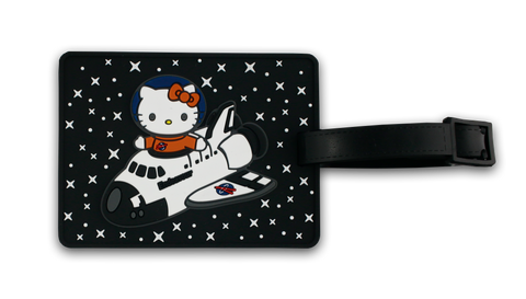 Hello Kitty Endeavour Pilot Luggage Tag *EXCLUSIVE*