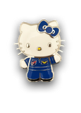 Hello Kitty NASA Blue Suit Pin