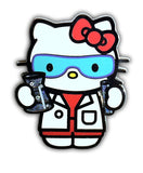 "Hello Kitty ""Scientist"" Collectible Pin *EXCLUSIVE*"