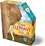I Am Elephant 645 Piece Puzzle