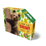 I Am Lil Bear 100 Piece Puzzle