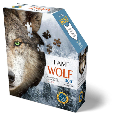 I Am Wolf 300 Piece Puzzle
