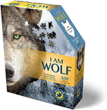 I Am Wolf 535 Piece Puzzle