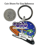 "Endeavour ""C"" Design Collectors SeriesKeyring"