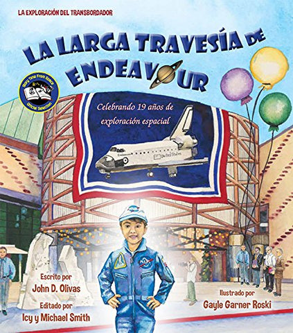 La Larga Travesia De Endeavour Libro (Book)