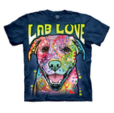 Lab Love Dog Shirt